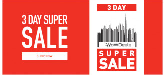 3-Day Super Sale (3DSS)